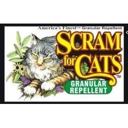 DISABITUANTE SCRAM FOR CATS...